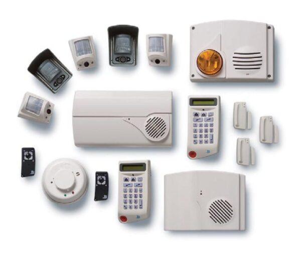 Alarm system live transfer leads