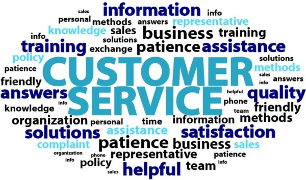 customer service call center leads