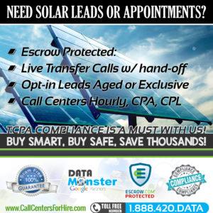 Energy De regulation sales leads and energy deregulation live transfer leads