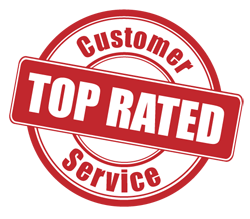 Top Rated Customer Service