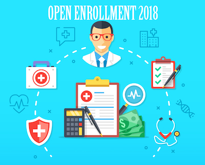 Health insurance open enrollment 2018