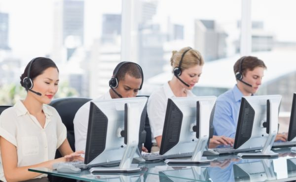 telemarketing call center hourly