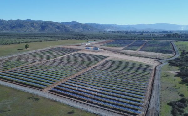 Chile solar energy new and live transfer leads