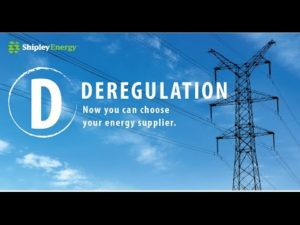 energy deregulation live transfers