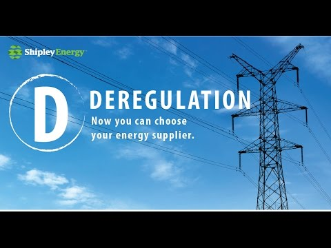energy deregulation live transfers