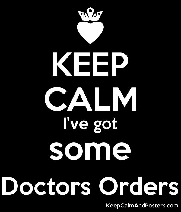 DME DOCTORS ORDER DO'S