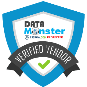 Data Monster Verified Vendor