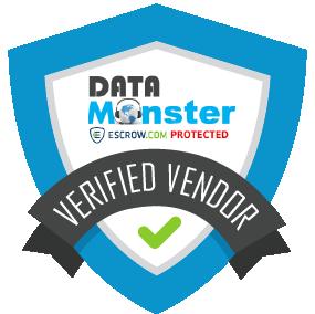 Data Monster Verified Vendor