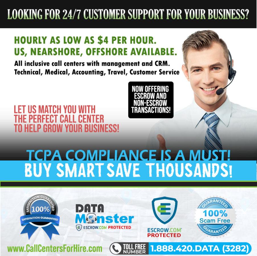 24 7 Call Center Customer Support