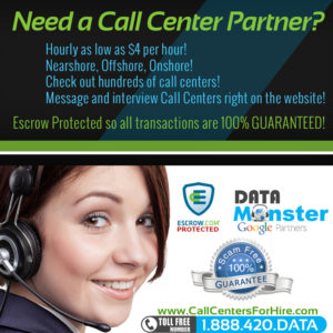 Hire hourly call center